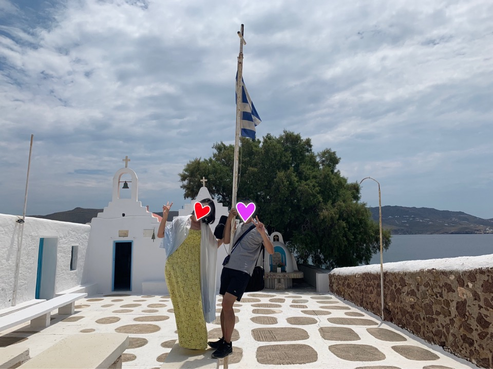 ミコノス島 インスタ映え 観光スポット ビーチ