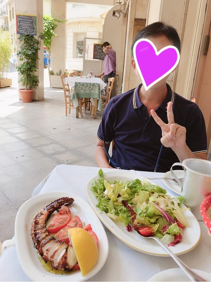 ギリシャ 食事 ランチ レストラン ギリシャ料理 オススメ