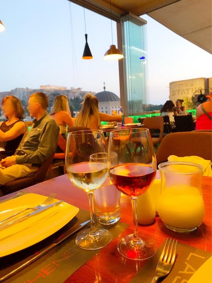 ギリシャ アテネ お勧め レストラン ギリシャ料理