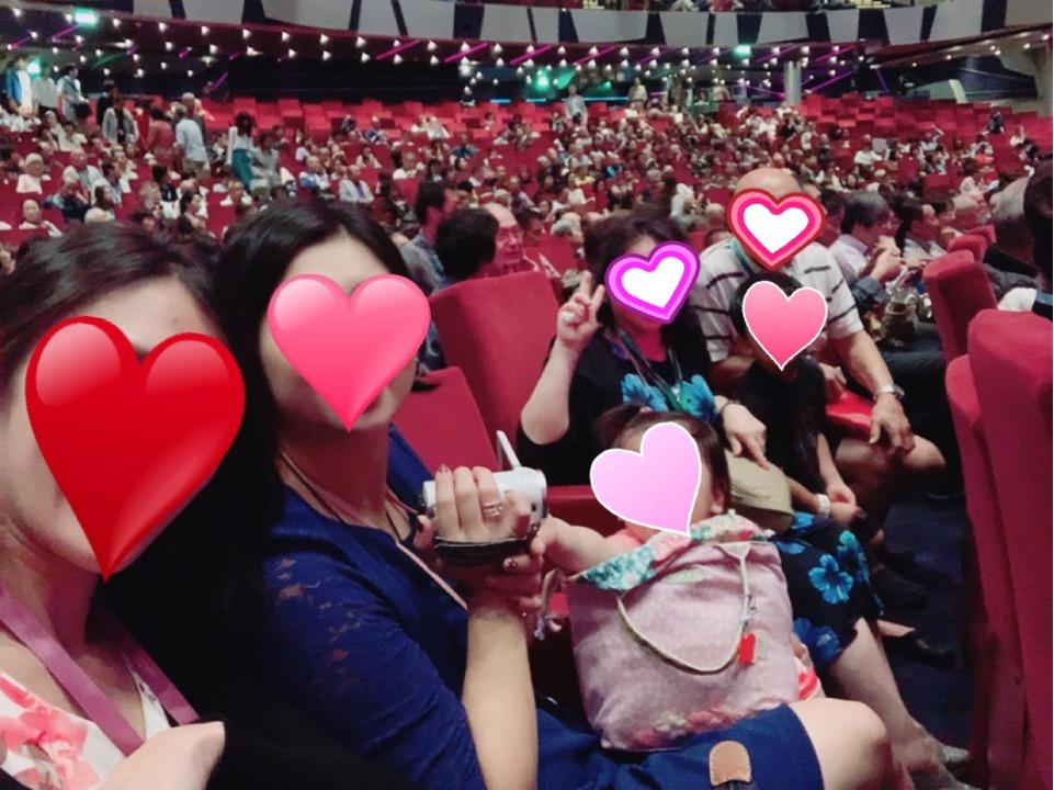 MSC イベント ショー 服装 カジュアル 花柄