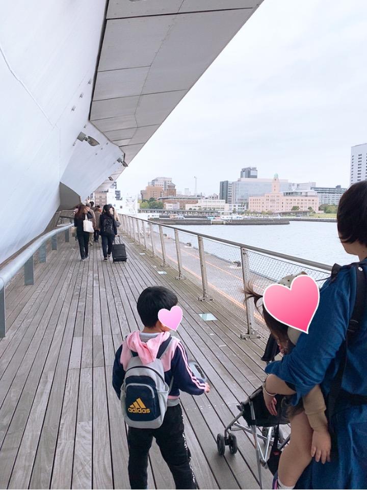 MSCクルーズ 横浜発 MSCスプレンディダ 乗船