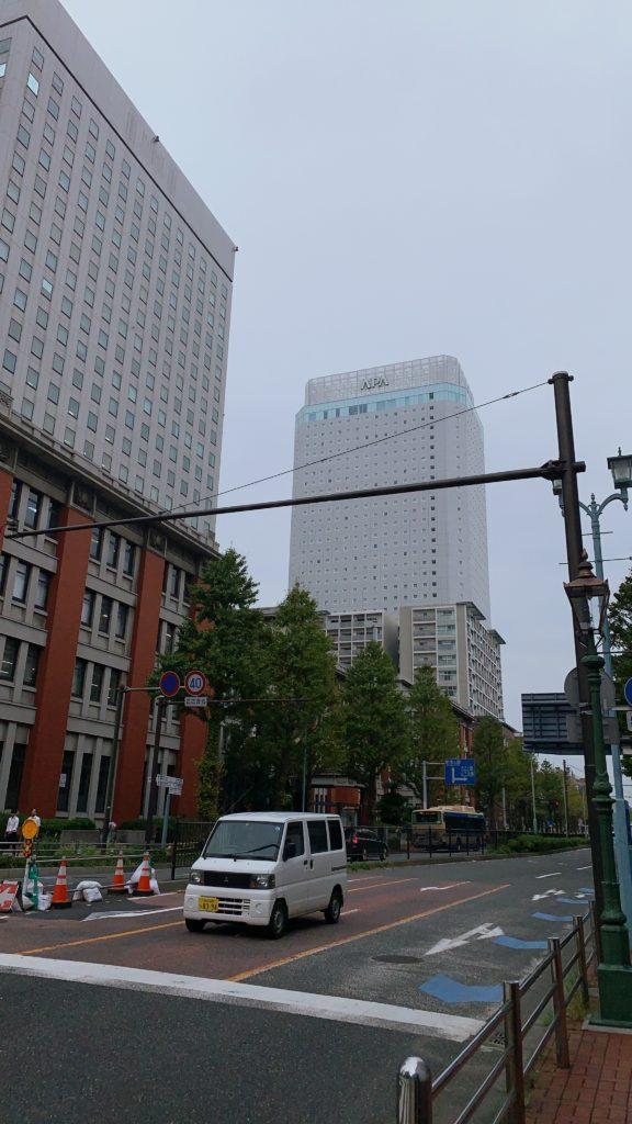 アパホテル 横浜 クルーズ 前泊