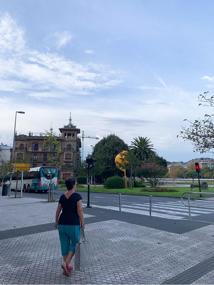 サンセバスティアン 街並み