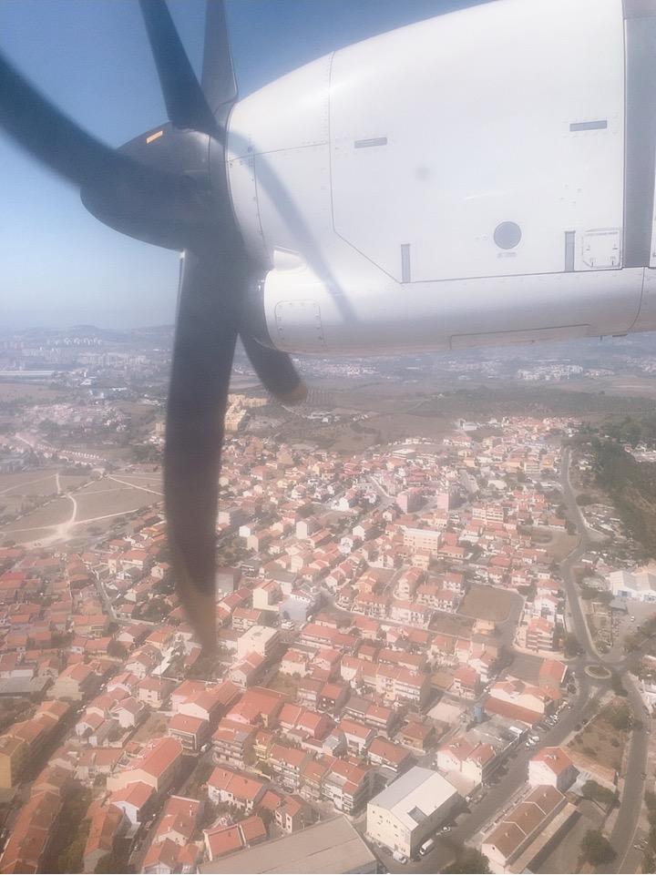 TAP ポルトガル航空 フェズ モロッコ スペイン ビルバオ ポルトガル リスボン