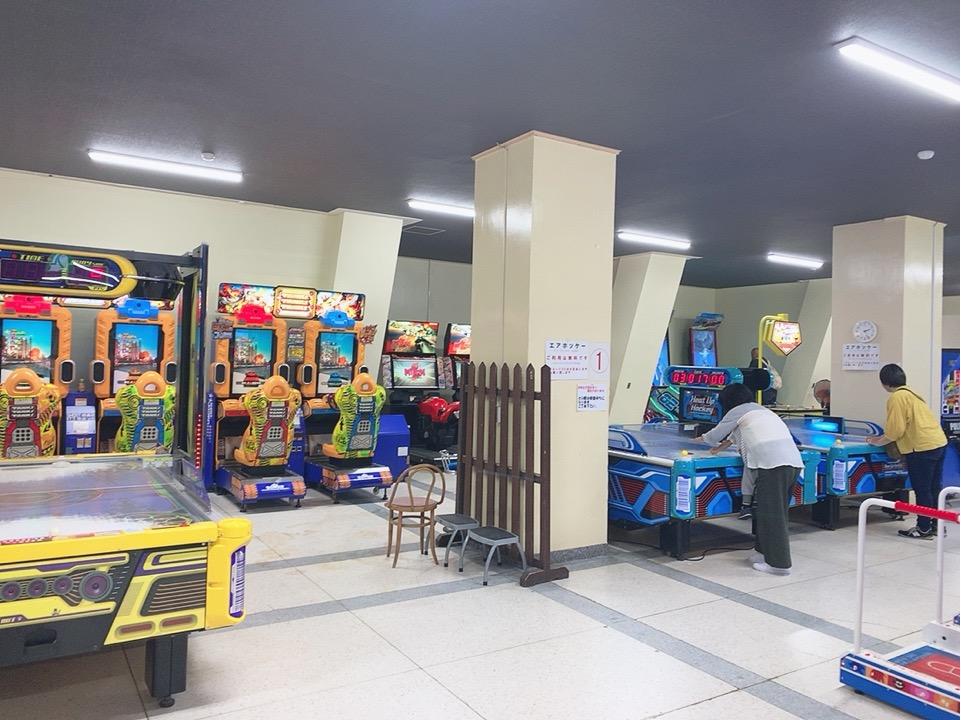 熱海城 熱海 観光 体験 ゲーム 無料 ゲーセン 子供 大人 親子 家族 カップル