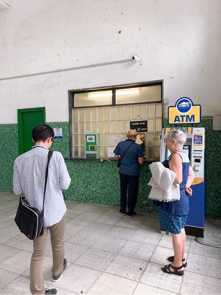 サンセバスティアン 観光 スペイン ケーブルカー monte lgueldo 値段 運賃 チケット 売り場