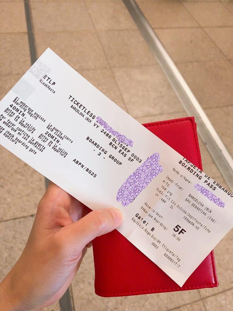 スペイン バルセロナ 空港 周辺 ブエリング航空 Vueling Airlines チェックイン