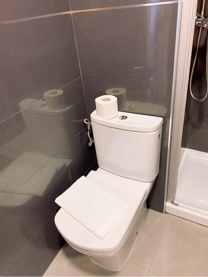 サンセバスティアン ホテル welcome gros hotel おすすめ トイレ