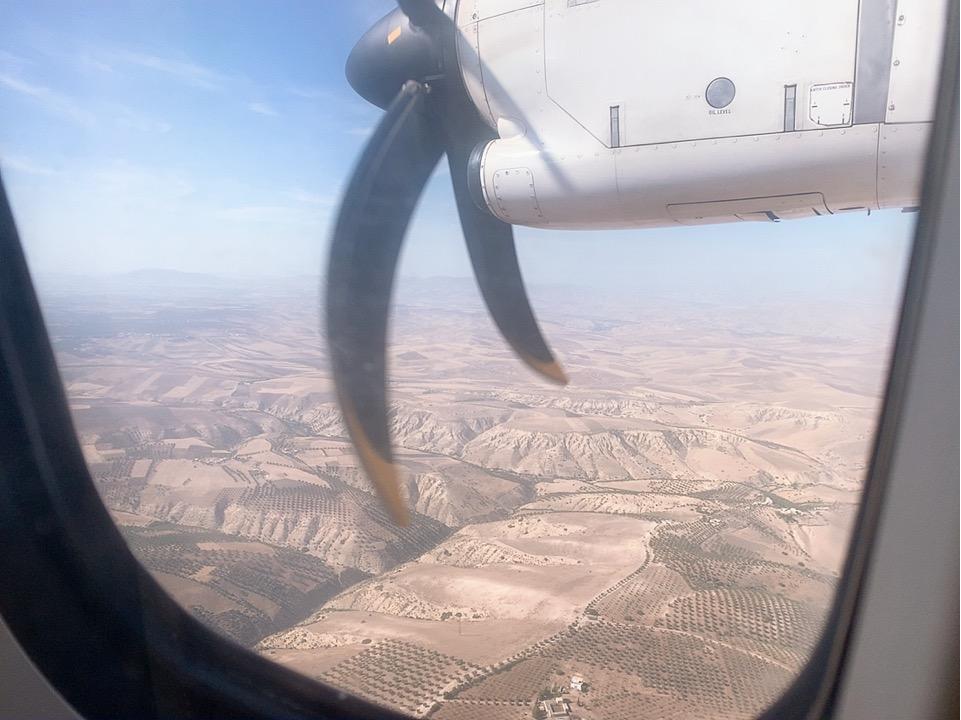 TAP ポルトガル航空 フェズ モロッコ 空港 リスボン フェズ