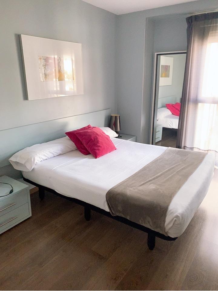 サンセバスティアン ホテル ベッド welcome gros hotel