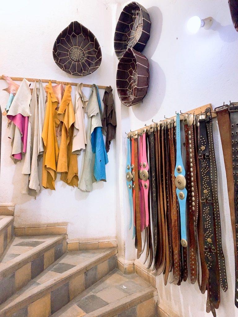 モロッコ フェズ 旧市街 観光 案内 ぼられる