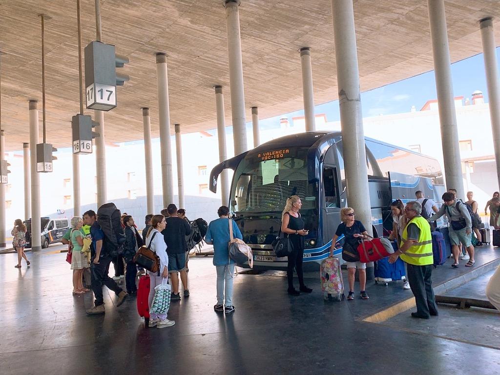 コルドバ バスターミナル Estación De Autobuses Córdoba