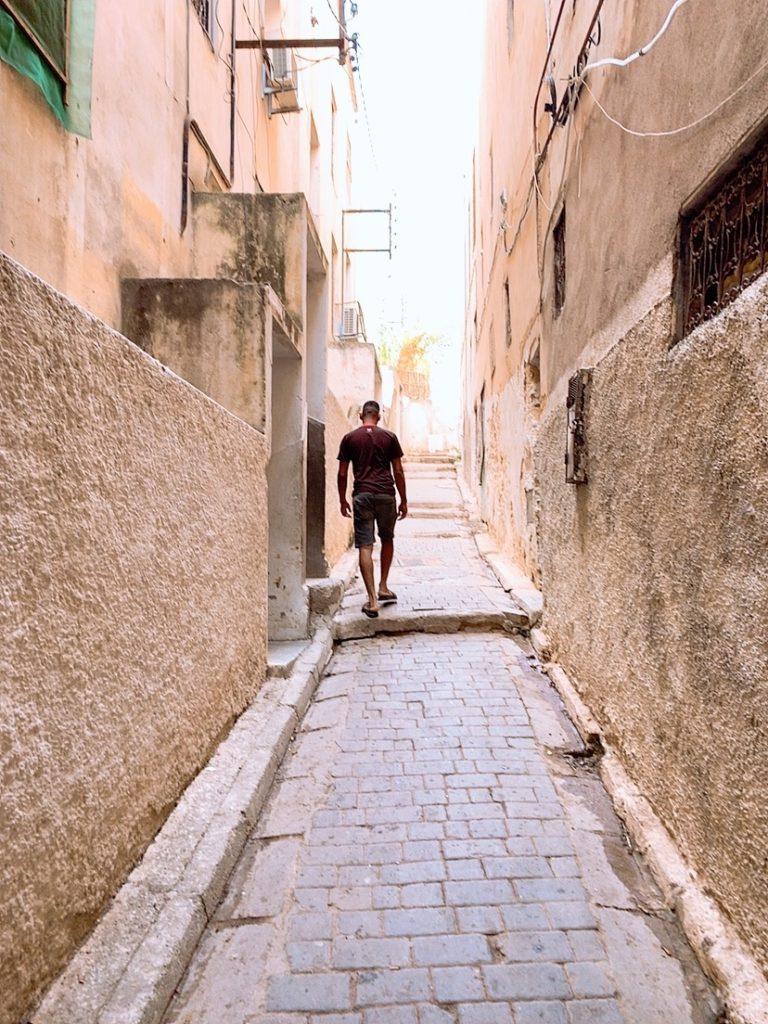 モロッコ フェズ 旧市街 案内 観光 ガイド