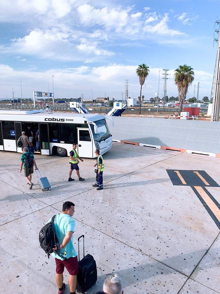 LCC ライヤンエアー ryanair セビリア空港