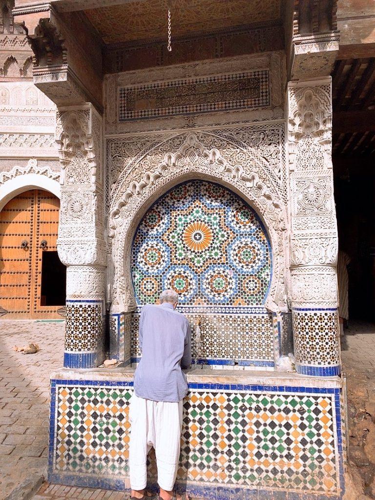 モロッコ フェズ 旧市街 観光 案内 ぼったくり
