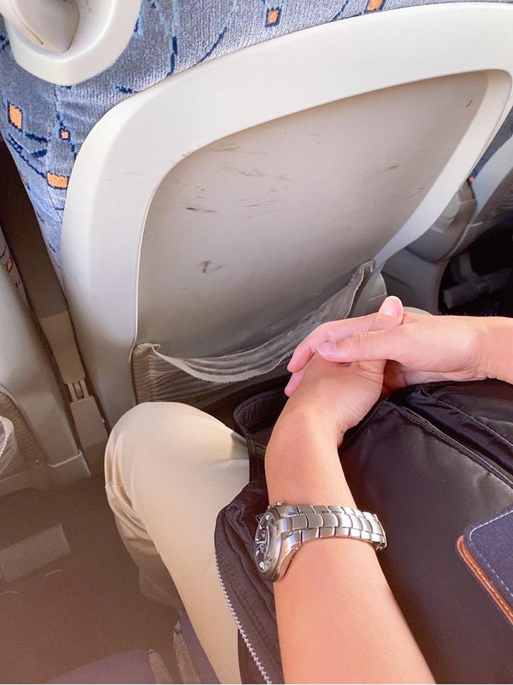 モロッコ フェズ シャウエン CTM バス 座席