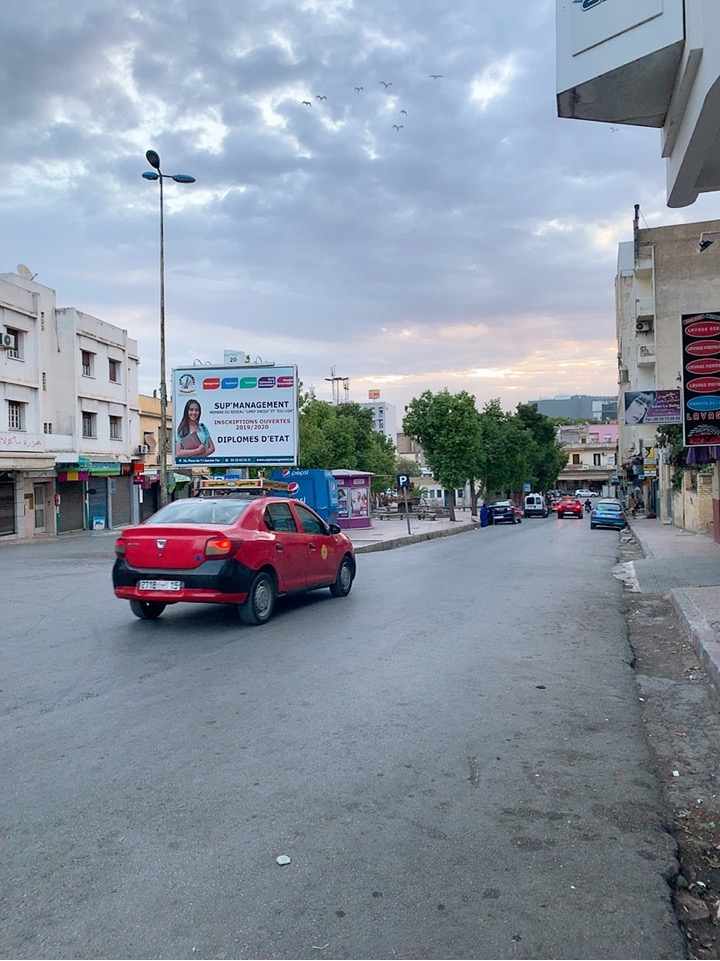 モロッコ フェズ ミニタクシー タクシー