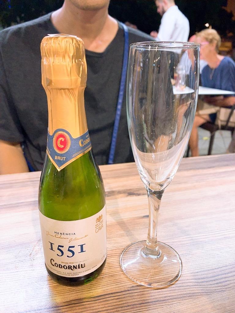 スペイン セビリア セビーリャ バル レストラン ワイン