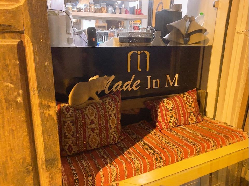 モロッコ フェズ フェス 旧市街 レストラン おすすめ