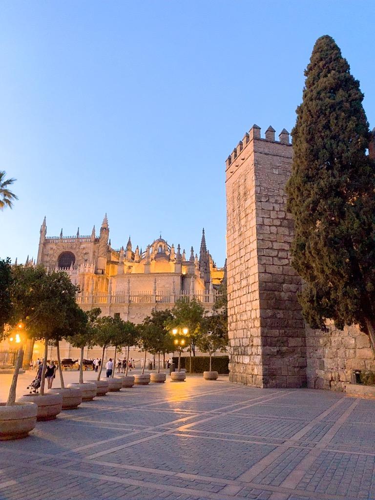 セビリア大聖堂 カテドラル スペイン セビリア セビーリャ 観光
