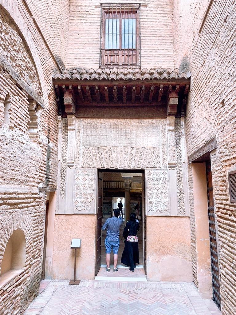 ナスル朝宮殿 アルハブラ宮殿