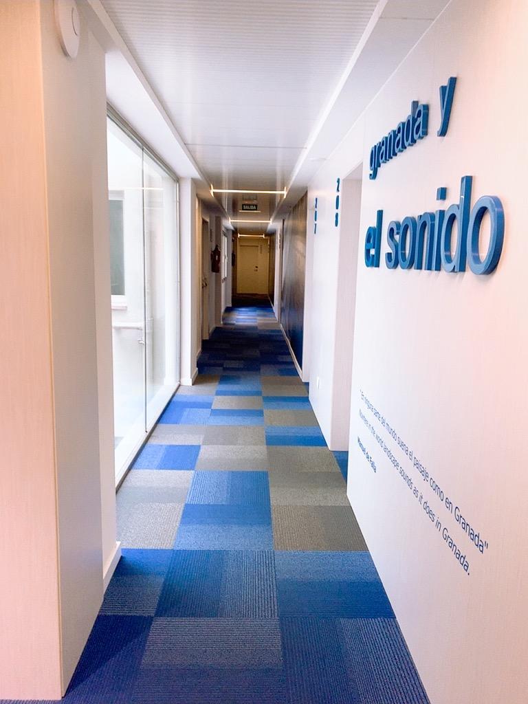 スペイン グラナダ ホテル 廊下 グラナダ ファイブ センス ルーム&スイート Hotel Granada Five Senses Rooms & Suites