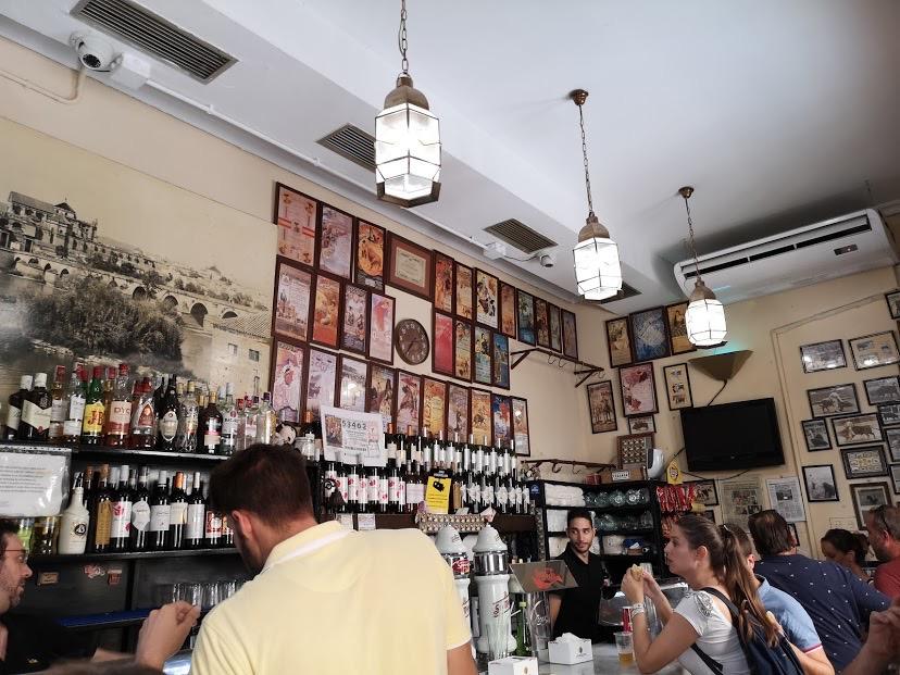 トルティージャ バーサントス bar santos じゃがいものオムレツ