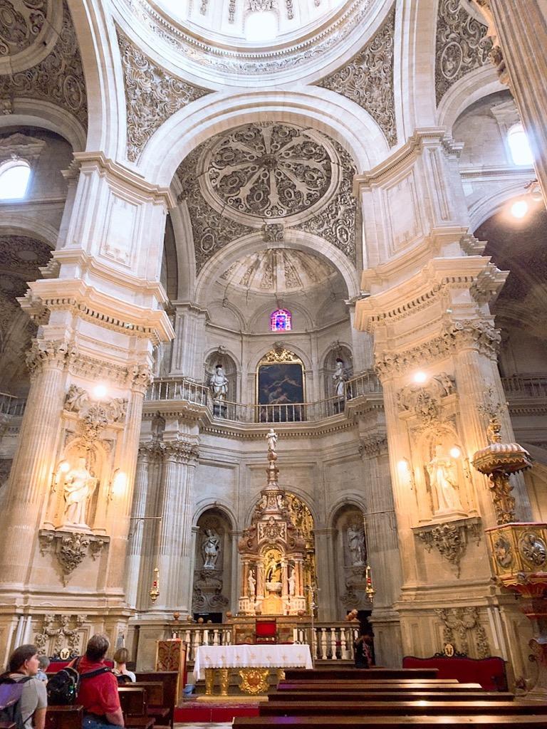 Iglesia del Sagrario グラナダ 観光 教会