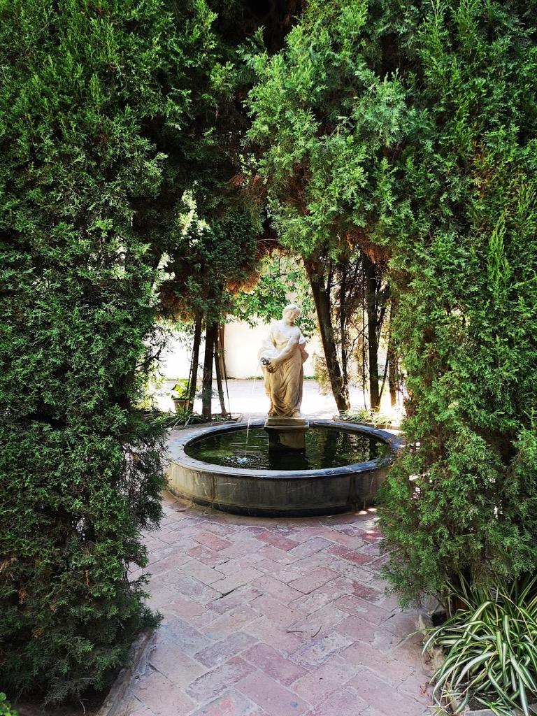 スペイン コルドバ ビアナ宮殿 ヴィアナ宮殿 観光