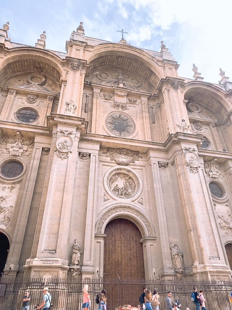 グラナダ大聖堂 おすすめスポット