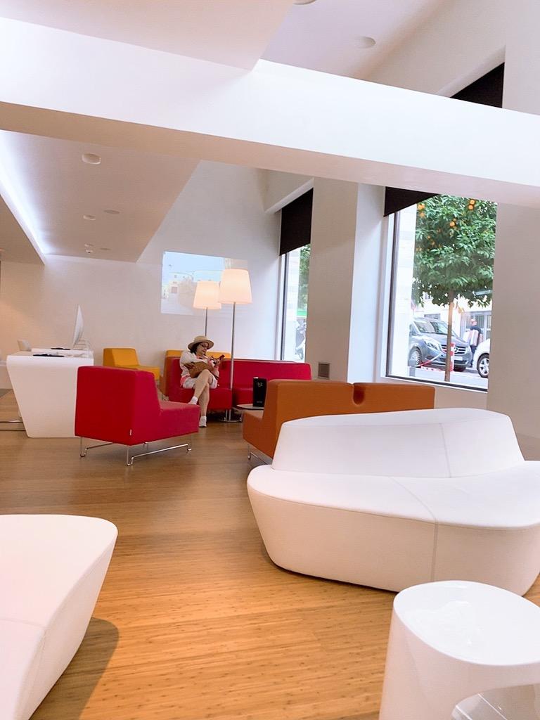 スペイン グラナダ フロント ソファー グラナダ ファイブ センス ルーム&スイート Hotel Granada Five Senses Rooms & Suites