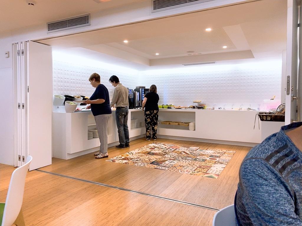スペイン グラナダ ホテル 朝食 ブレックファースト グラナダ ファイブ センス ルーム&スイート Hotel Granada Five Senses Rooms & Suites