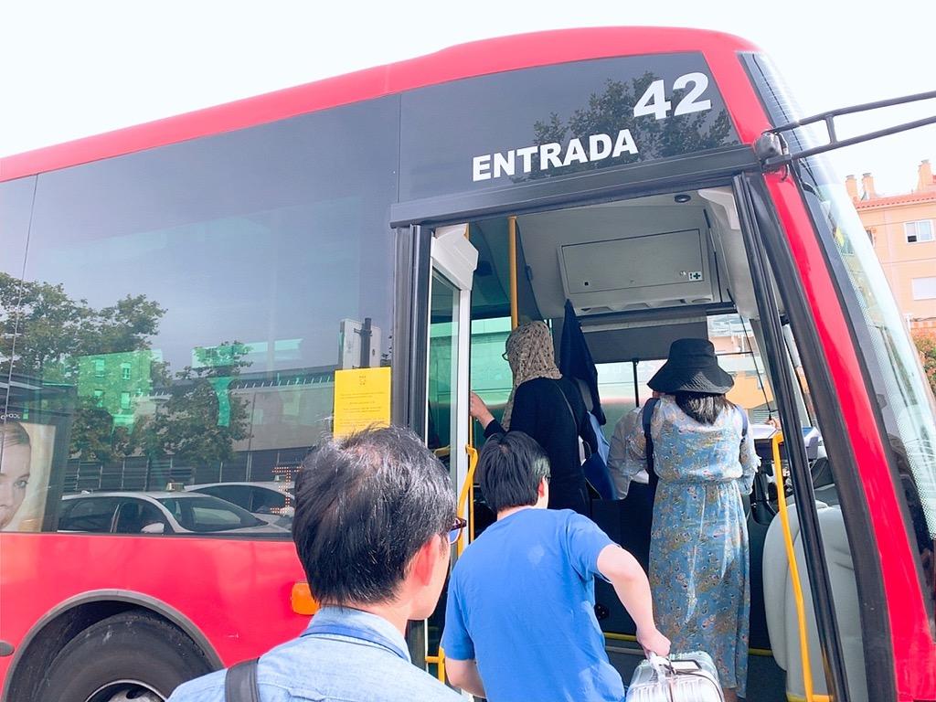 グラナダ バス 市内