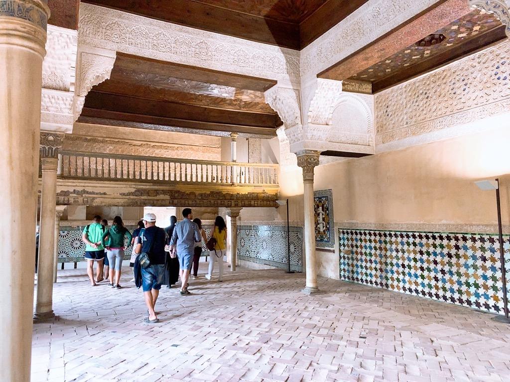 アルハンブラ宮殿 Alhambra メスアール宮