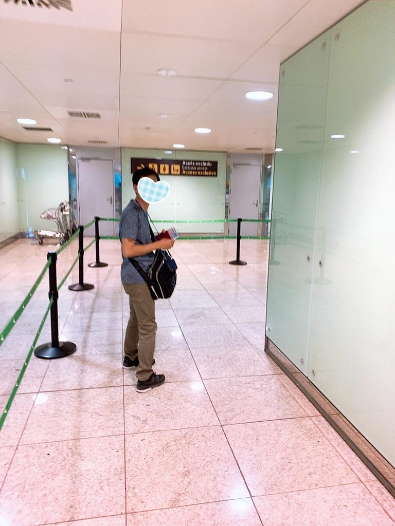 バルセロナエルプラット空港 優先レーン 保安検査 ビジネス ファースト ゴールド会員 上級会員
