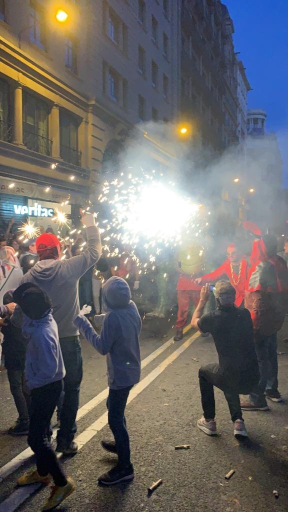 スペイン バルセロナ メルセ祭り Fiesta de Merce