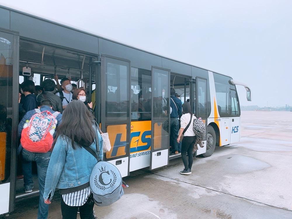 ハノイ 空港 移動 バス