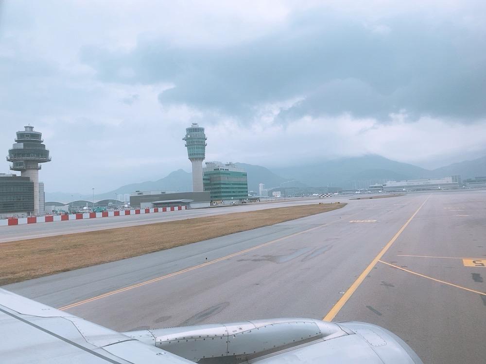 香港空港 コロナ トランジット 乗継