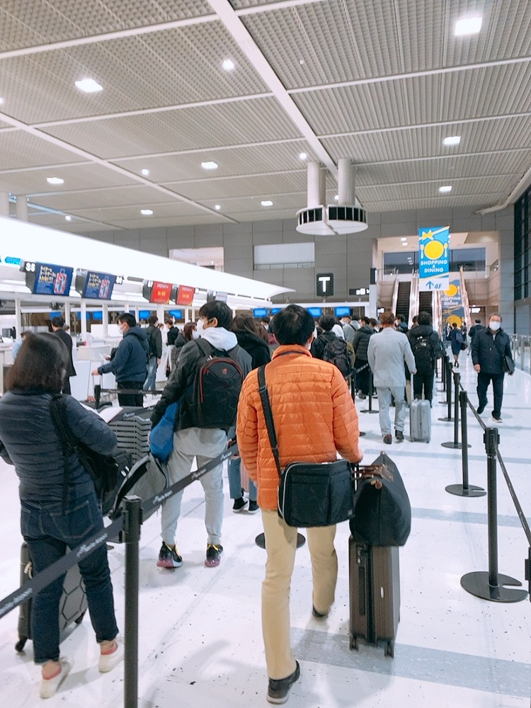 成田 ハノイ チェックイン カウンター vietjetair