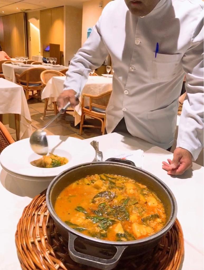 スペイン バルセロナ port okinpic おすすめ レストラン 晩御飯
