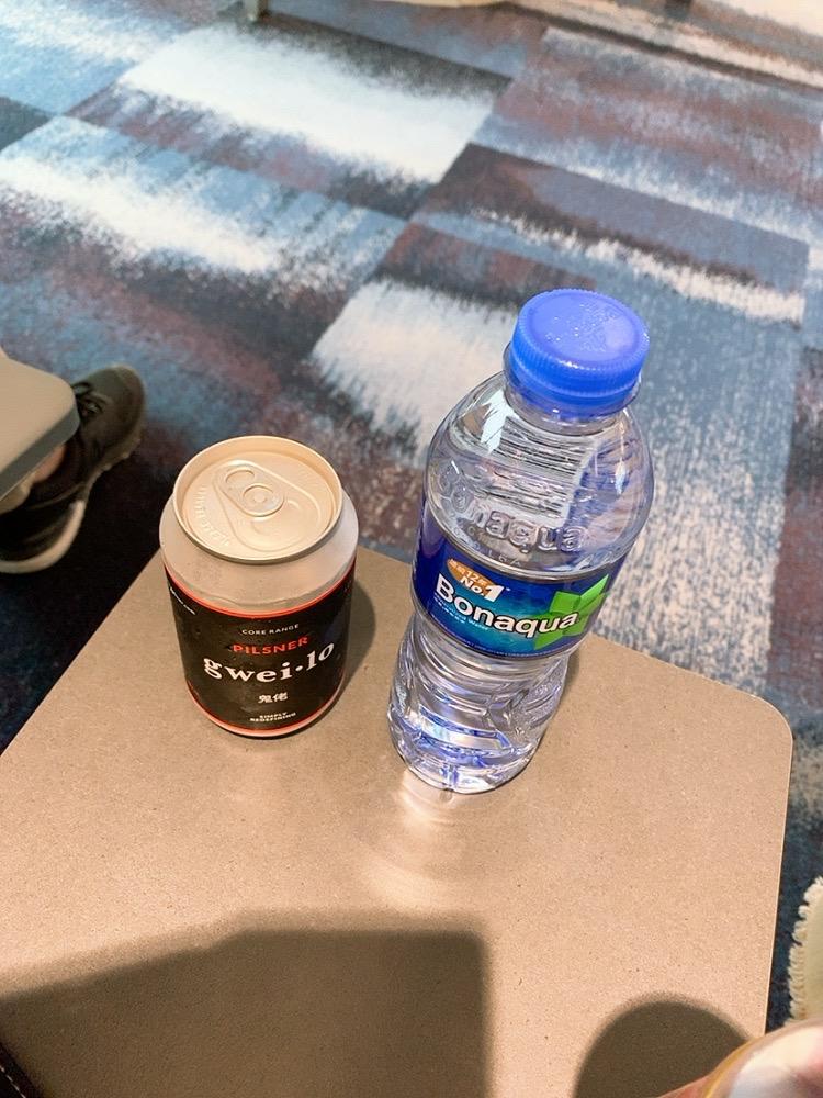香港 空港 コロナ お店 お水 サービス