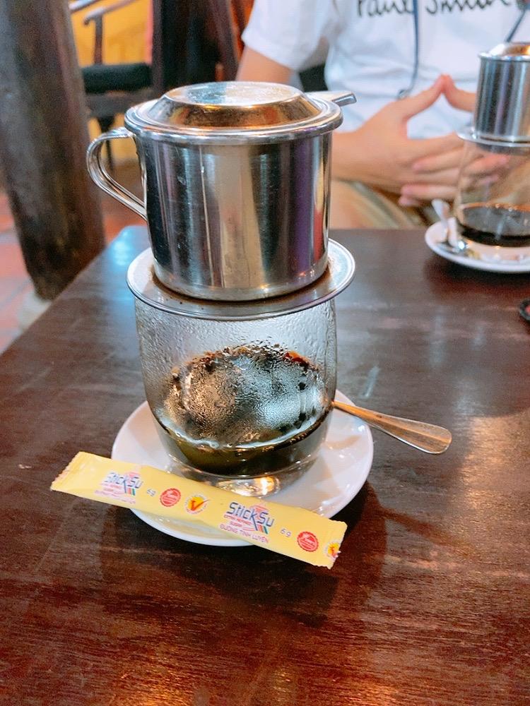ホイアン カフェ コーヒー
