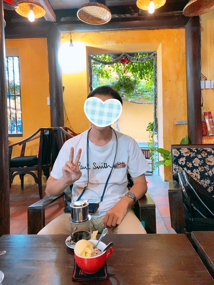 ホイアン おすすめ 食事 レストラン カフェ ベトナムコーヒー