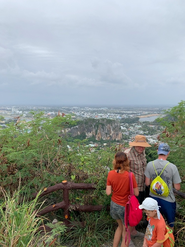 五鉱山 山 景色 展望台
