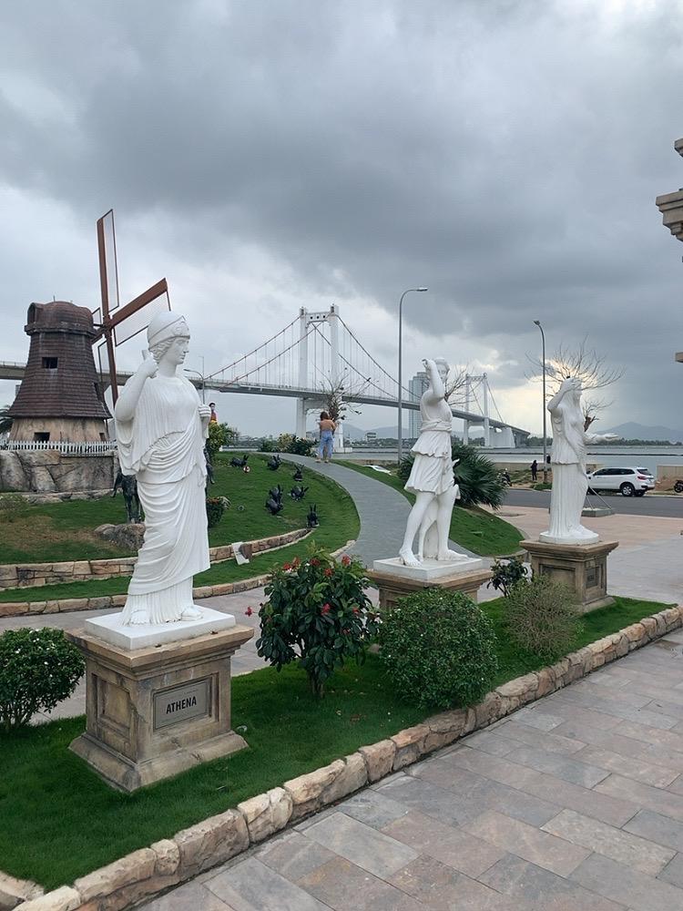 ベトナム ダナン ワンダーパーク 観光地 オススメスポット おすすめスポット 自由の女神 穴場