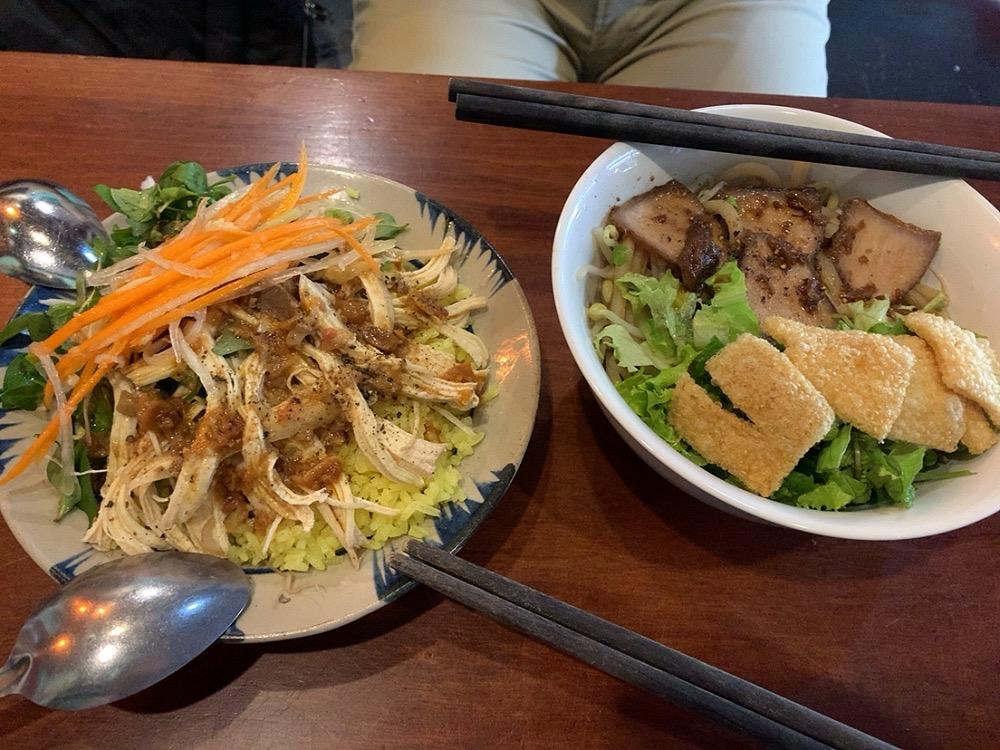 カオラウ コムガー ホイアン料理 レストラン