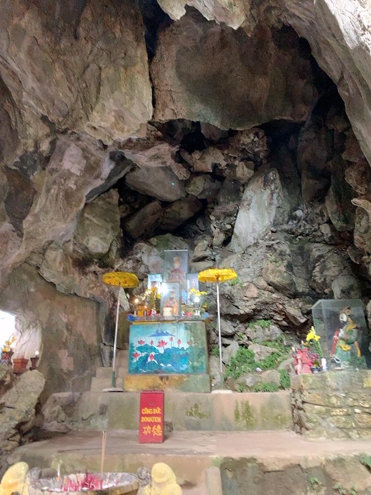 五行山 行き方 ハード 歩く 服装 洞窟 リンナム洞窟