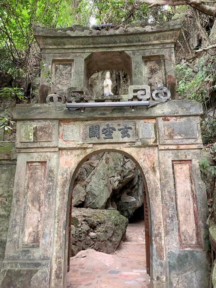 ホアギエム洞窟(Hoa Nghiem Cave)