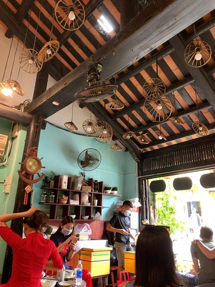 ホイアン ランチ レストラン ベトナム料理