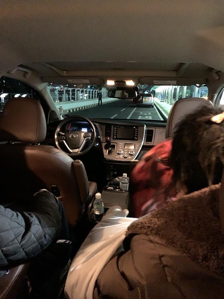 韓国 釜山 プサン タクシー チャーター 安全 大人数 大家族 観光 5人 6人  5人以上 日本語